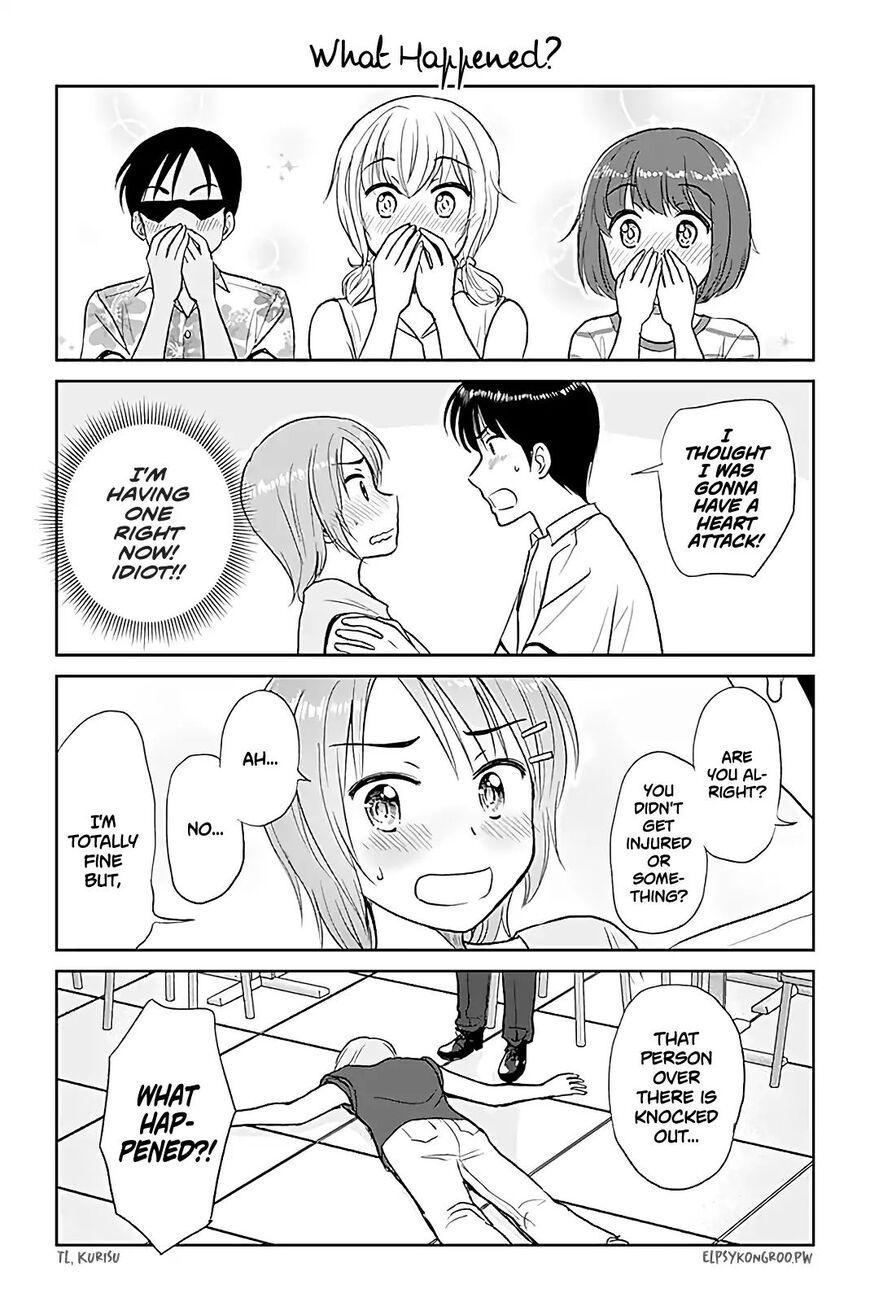 Otome Danshi ni Koisuru Otome 416 Page 1
