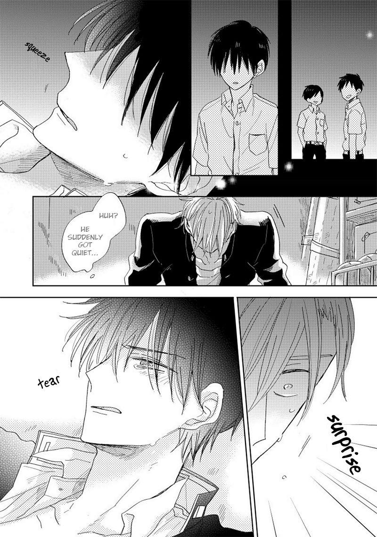 Yowamushi Danshi, Renai Hajimemasu 2 Page 2