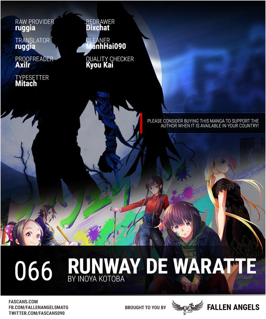 Runway de Waratte 66 Page 1