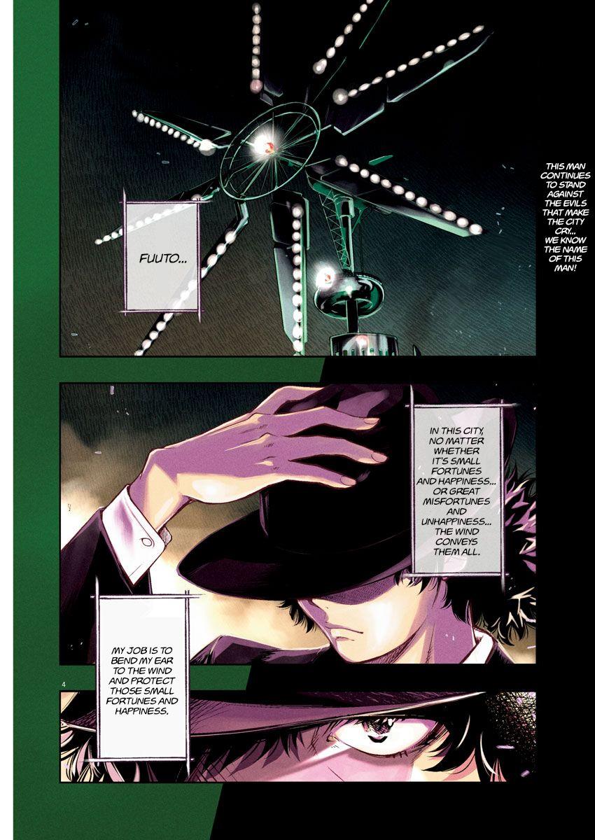 Kamen Rider W: Fuuto Tantei 1 Page 2