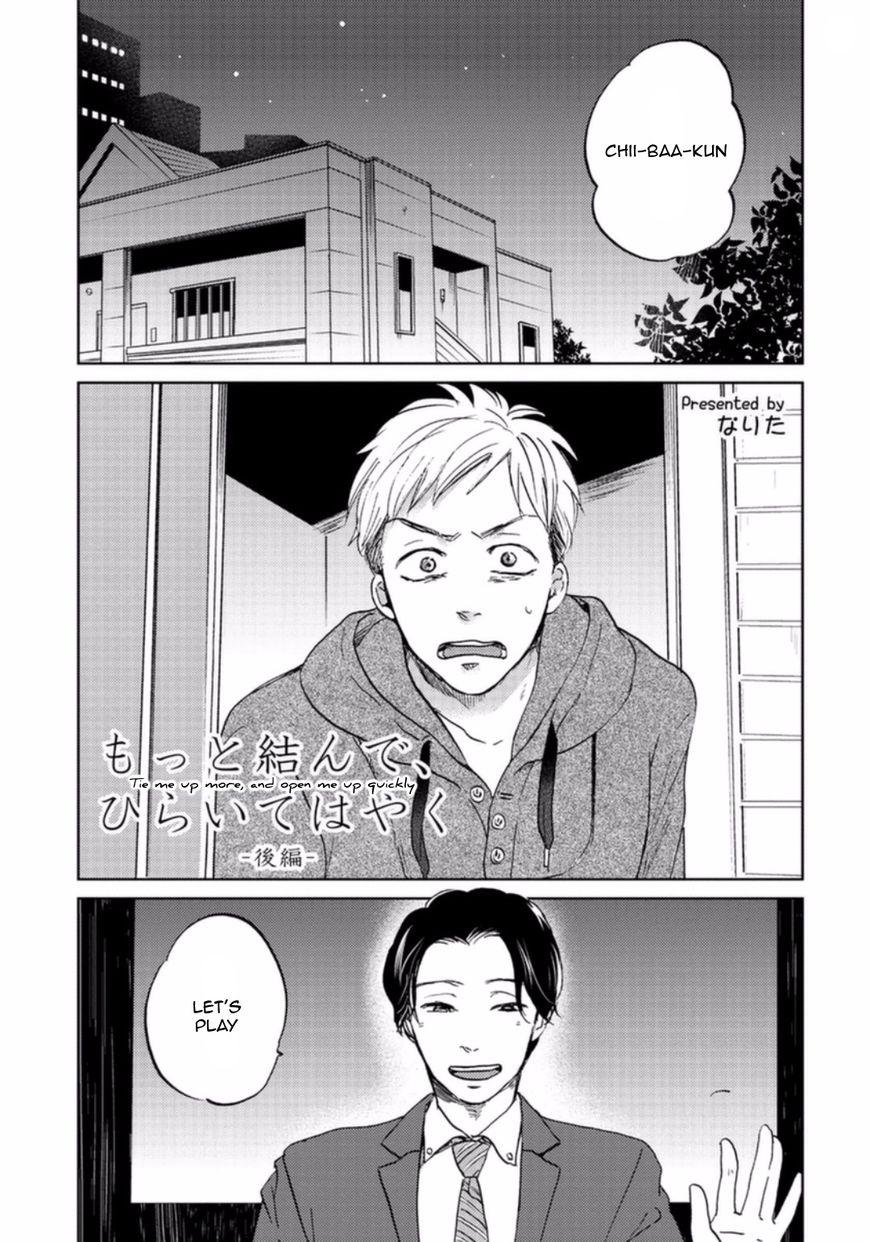 Motto Musunde, Hiraite Hayaku 2 Page 1