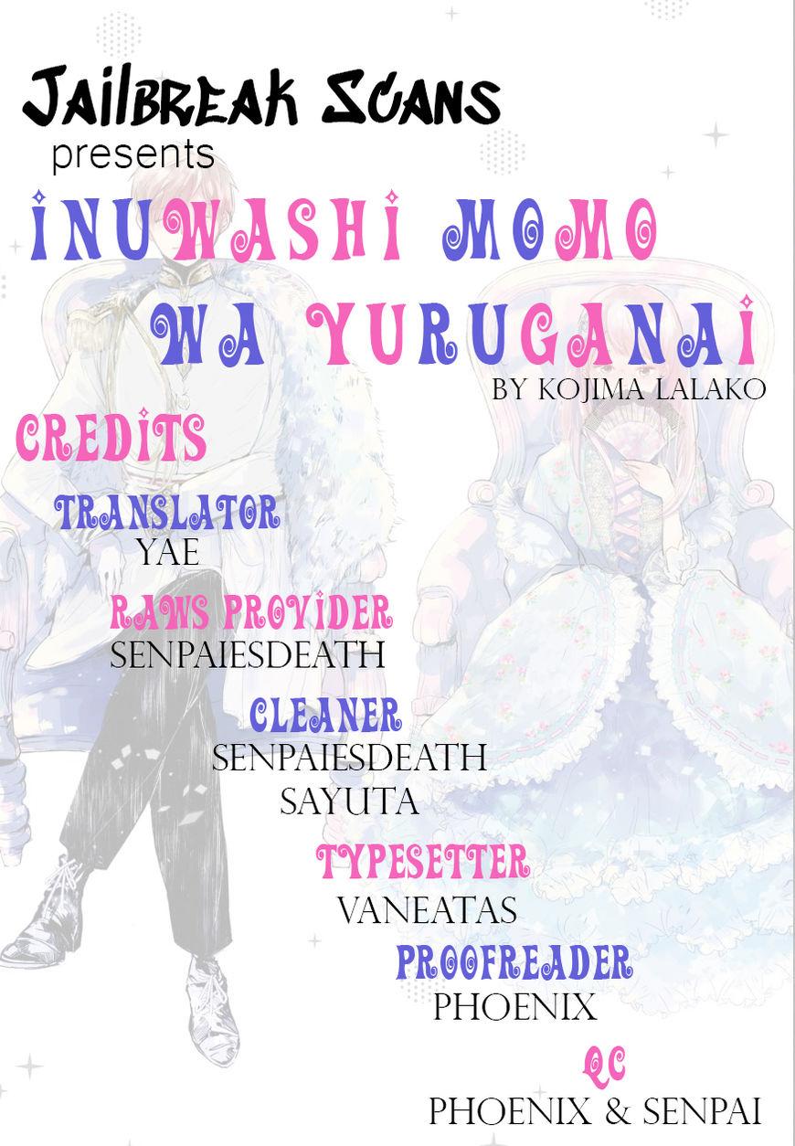 Inuwashi Momo wa Yuruganai 5 Page 1