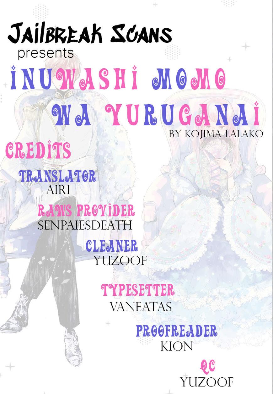 Inuwashi Momo wa Yuruganai 9 Page 1