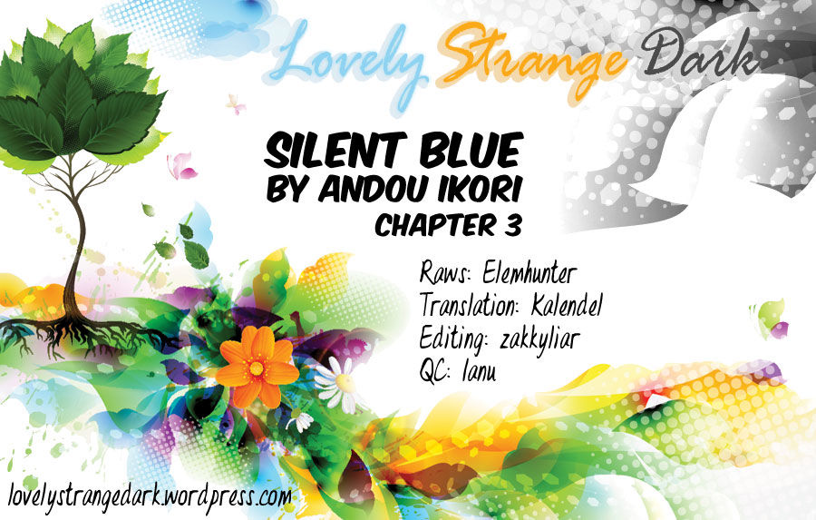 Silent Blue (ANDOU Ikori) 3 Page 1
