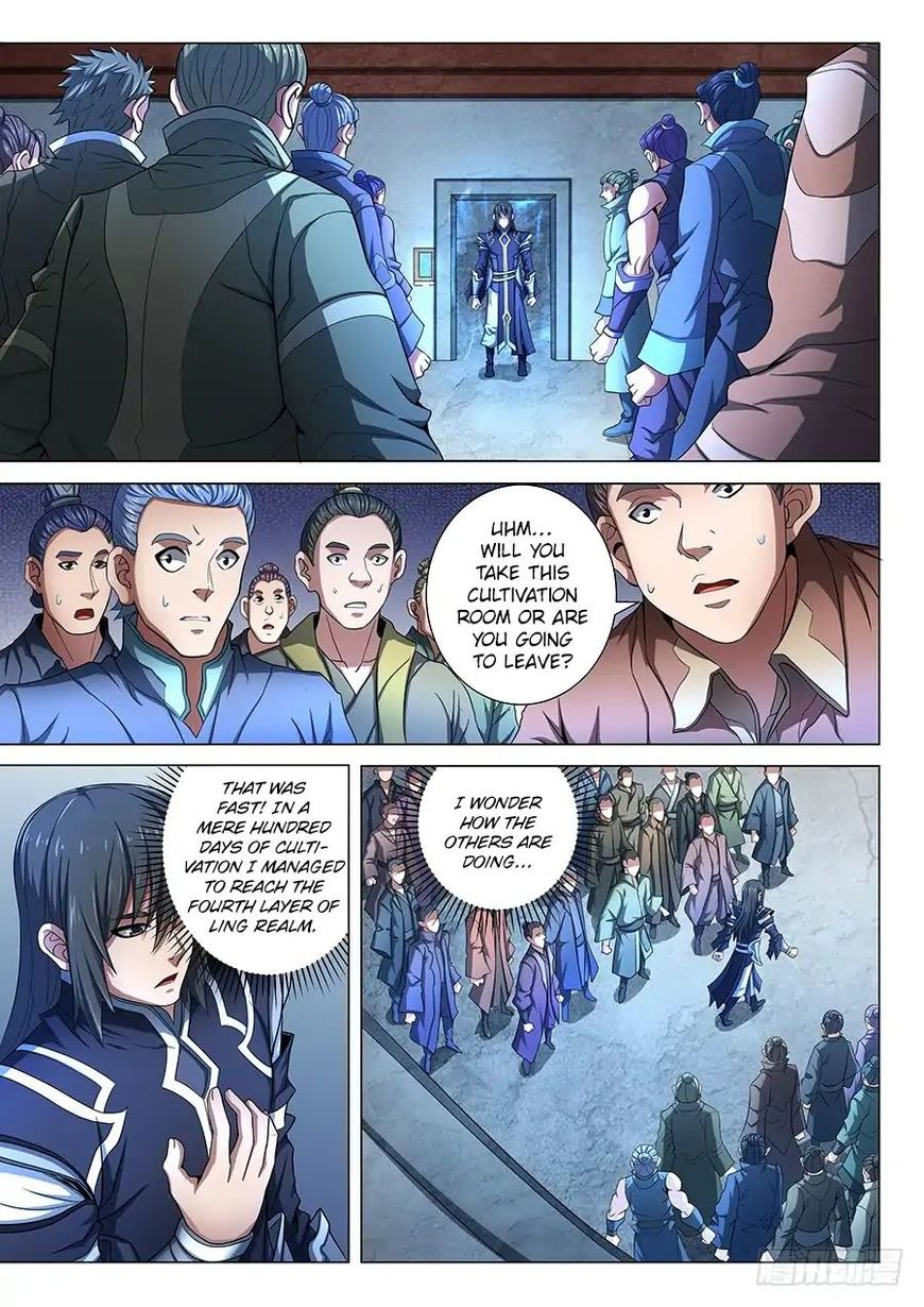 God of Martial Arts 73.1 Page 2