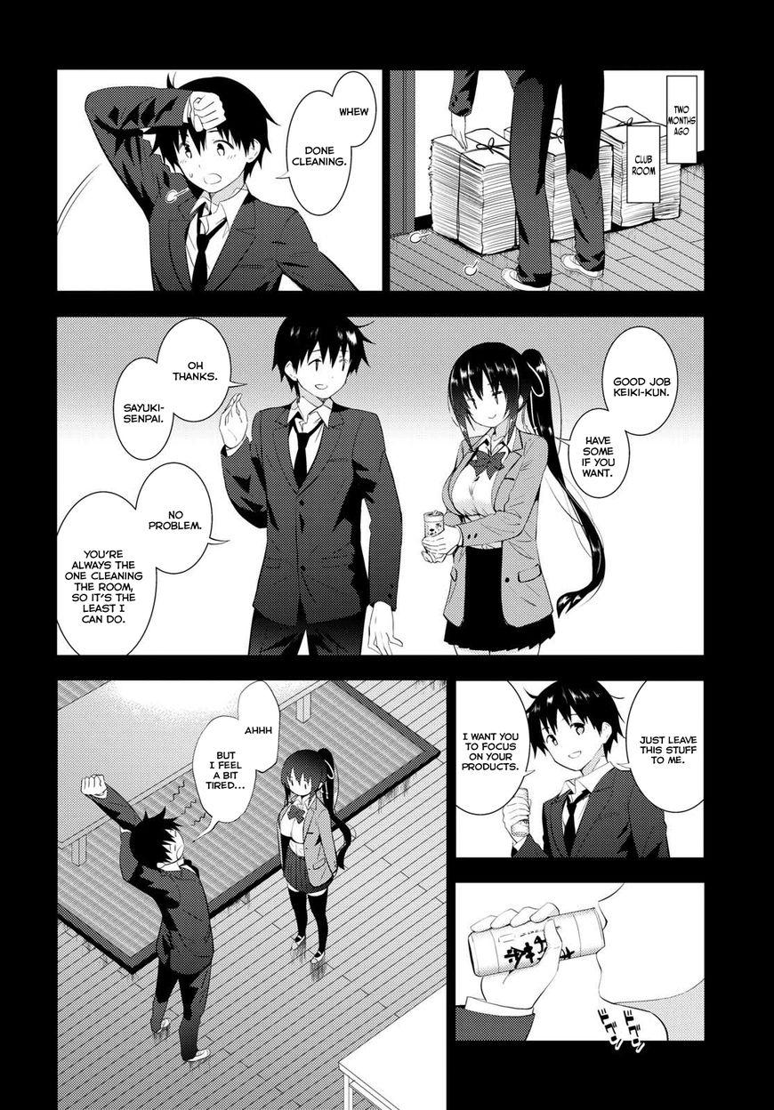 Kawaiikereba Hentai demo Suki ni Natte Kuremasu ka? 9 Page 2