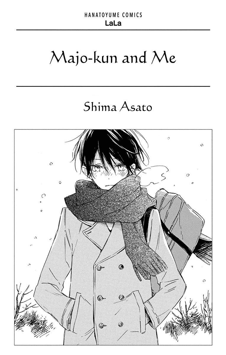 Majo-kun to Watashi 1 Page 3