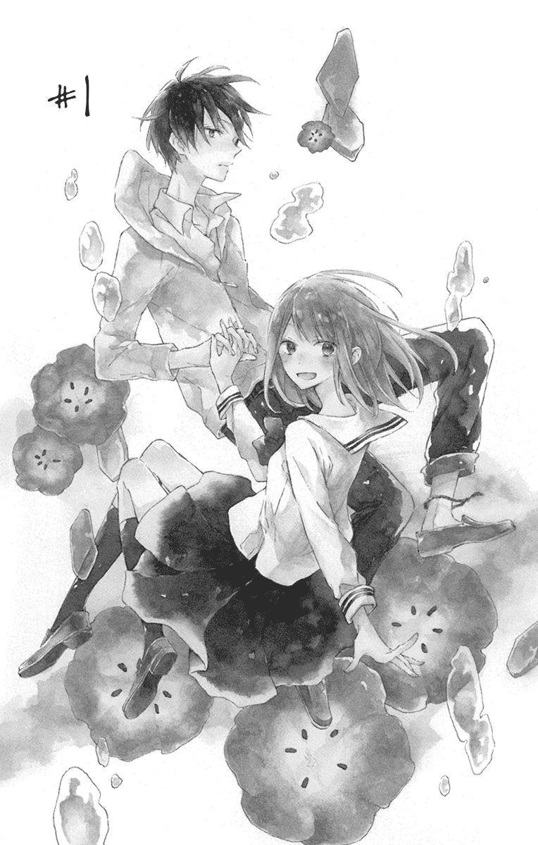 Majo-kun to Watashi 1 Page 4