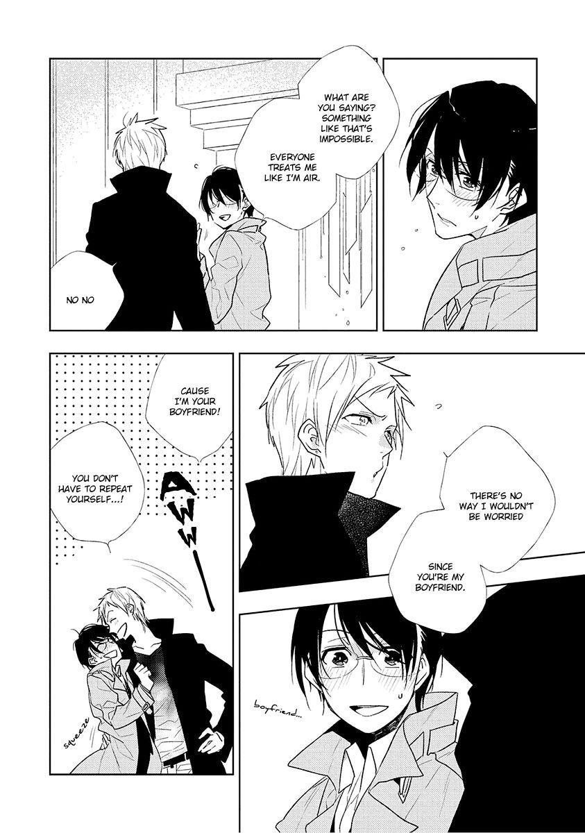 Bokura wa Minna Uso Bakari 2 Page 5