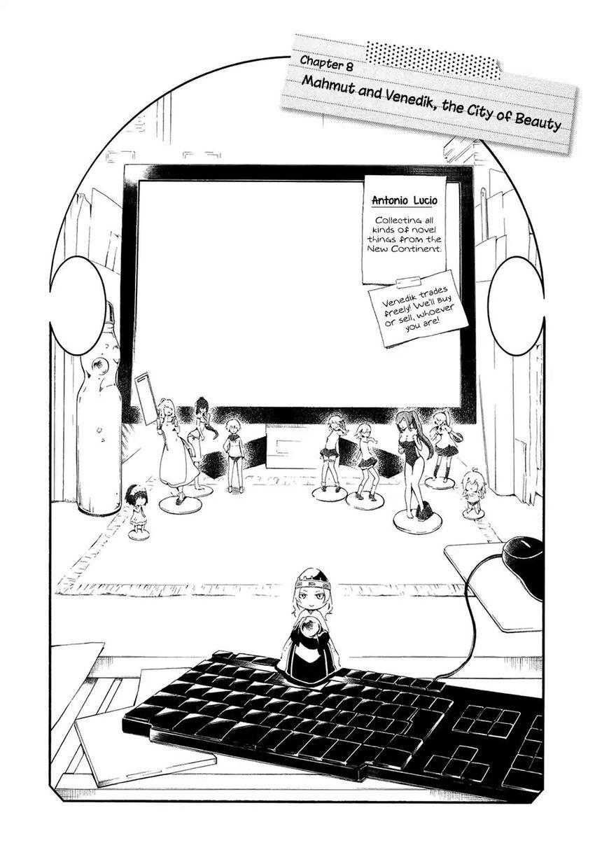 Shoukoku no Altair-san 8 Page 2