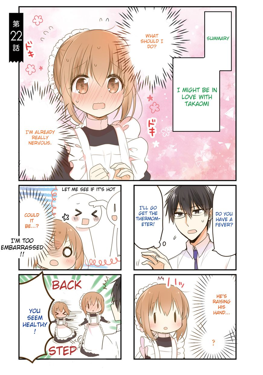 Orenchi no Maid-san 22 Page 1