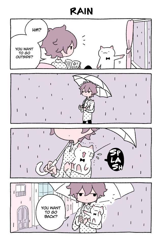 Fushigi Neko no Kyuu-chan 86 Page 1