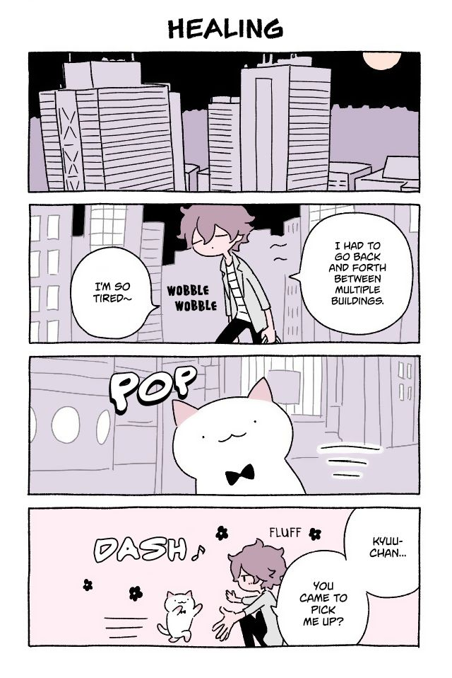 Fushigi Neko no Kyuu-chan 97 Page 1