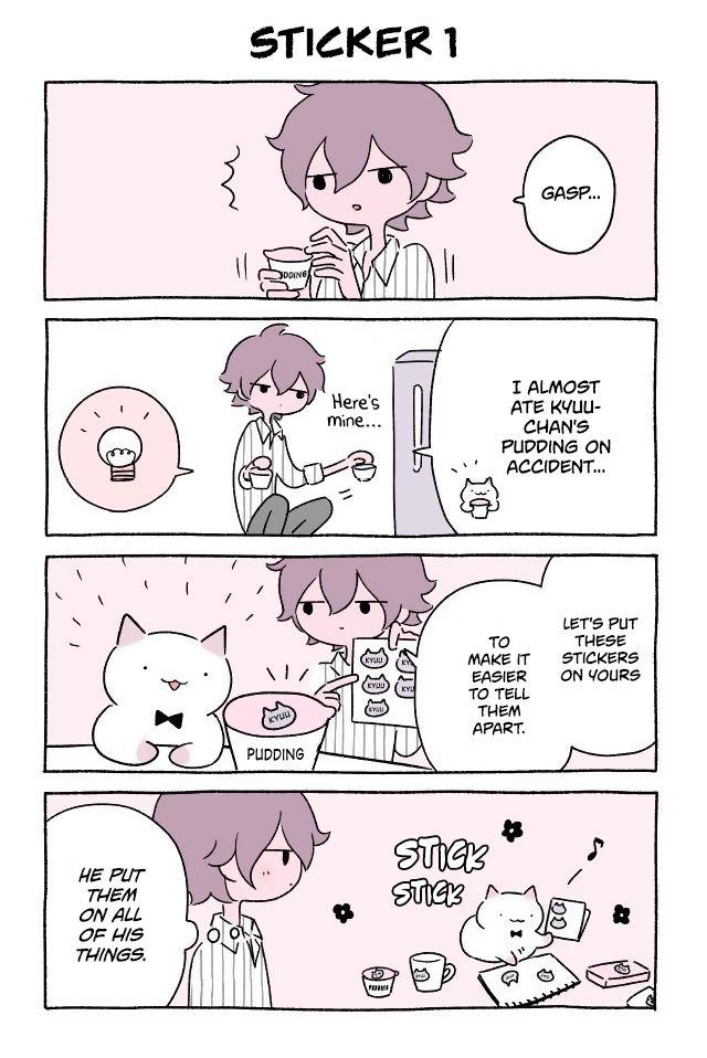 Fushigi Neko no Kyuu-chan 108 Page 1