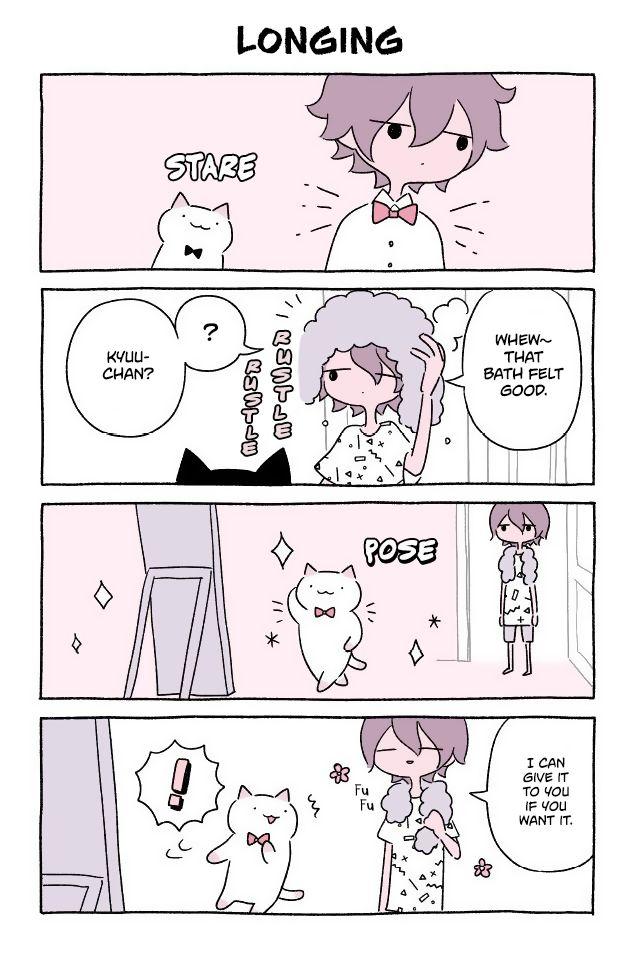 Fushigi Neko no Kyuu-chan 111 Page 1