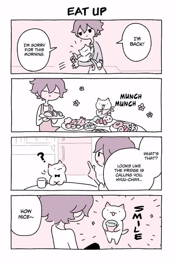 Fushigi Neko no Kyuu-chan 152 Page 1