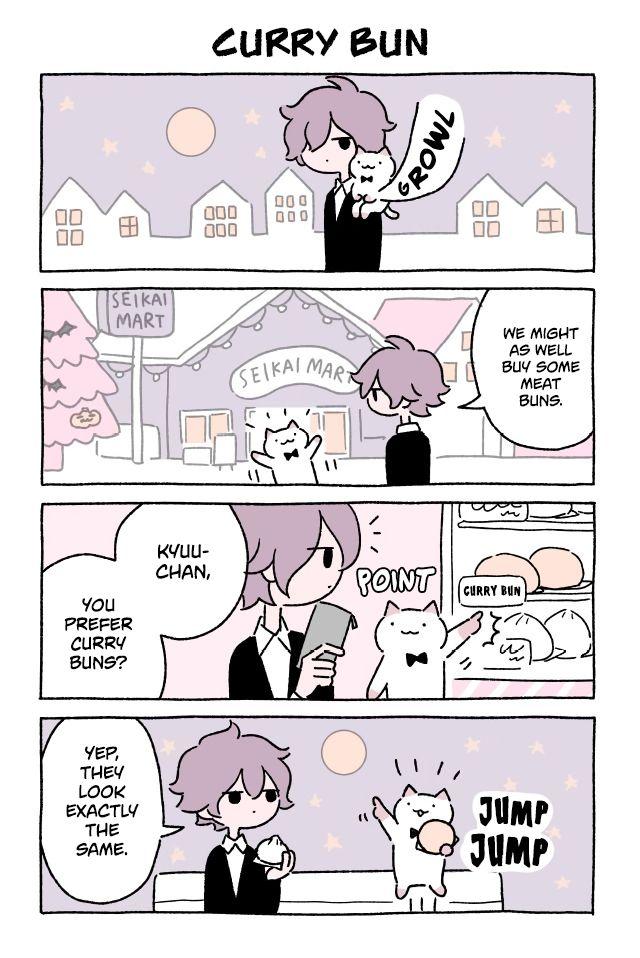 Fushigi Neko no Kyuu-chan 173 Page 1