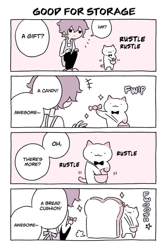 Fushigi Neko no Kyuu-chan 191 Page 1