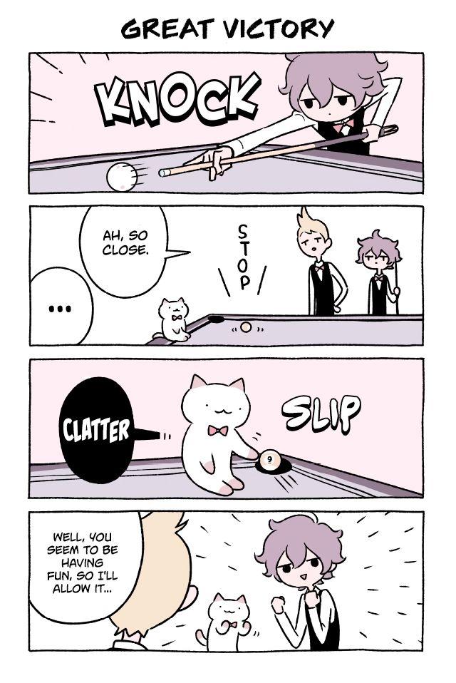 Fushigi Neko no Kyuu-chan 238 Page 1