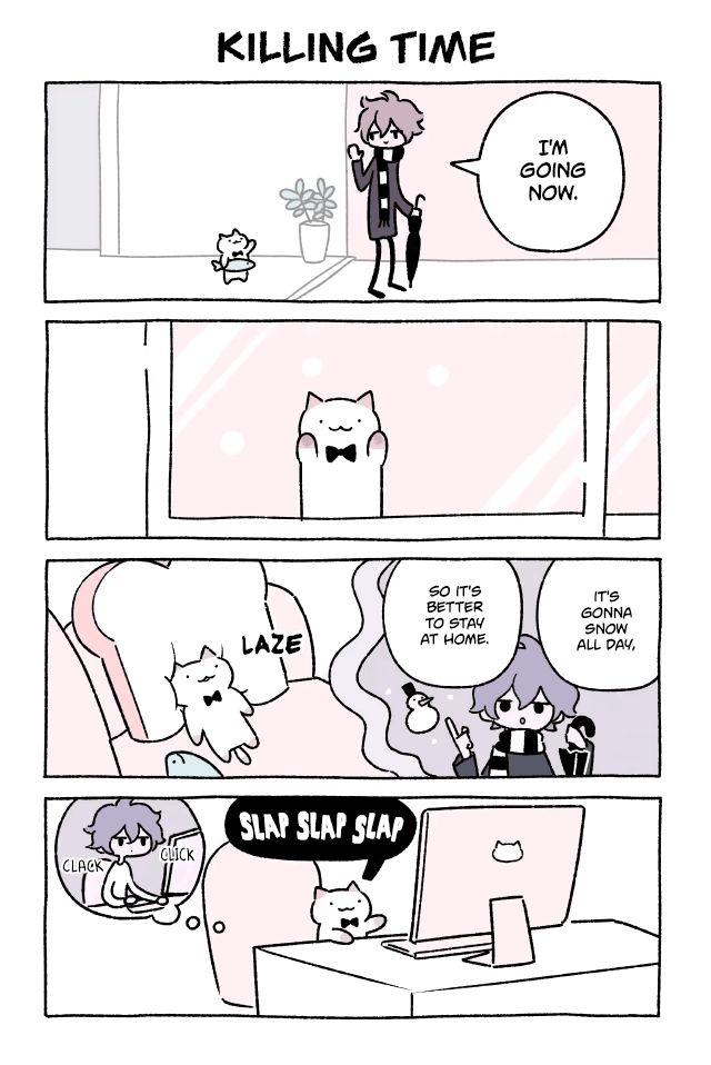 Fushigi Neko no Kyuu-chan 254 Page 1