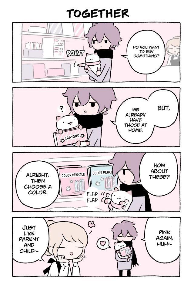 Fushigi Neko no Kyuu-chan 277 Page 1