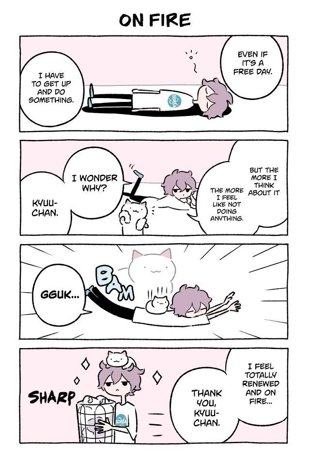 Fushigi Neko no Kyuu-chan 322 Page 1