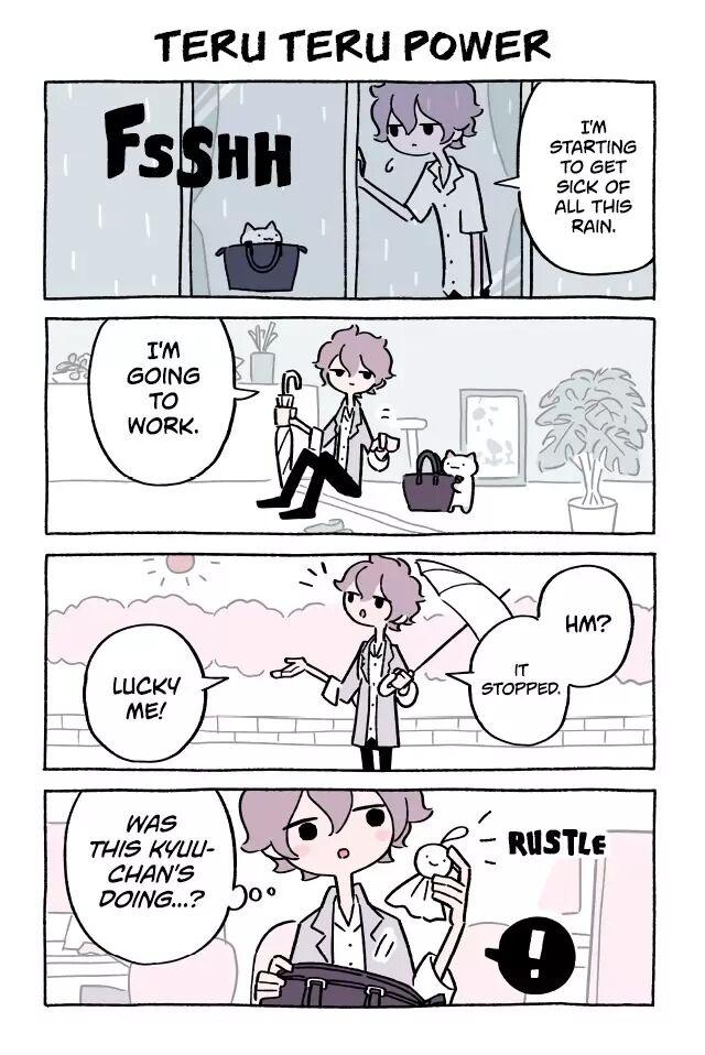Fushigi Neko no Kyuu-chan 393 Page 1