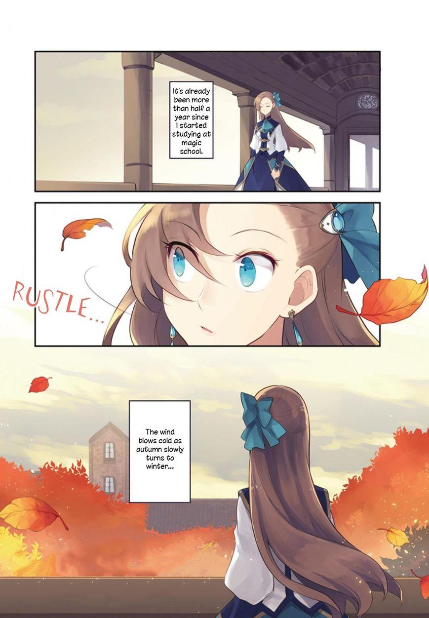 Otome Game no Hametsu Flag shika nai Akuyaku Reijou ni Tensei shite shimatta... 13 Page 2