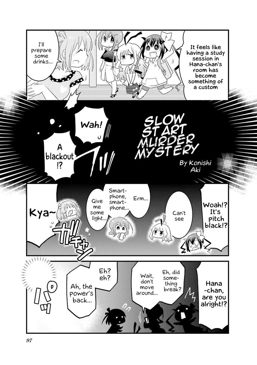 Slow Start Anthology Comic 12 Page 1