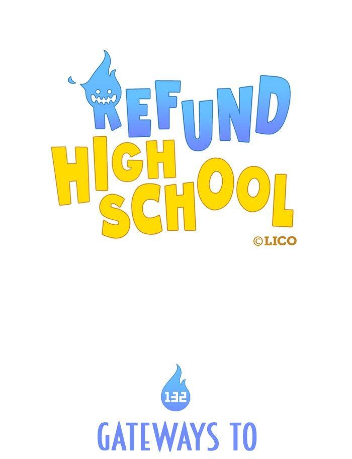 Refund High School 132 Page 1