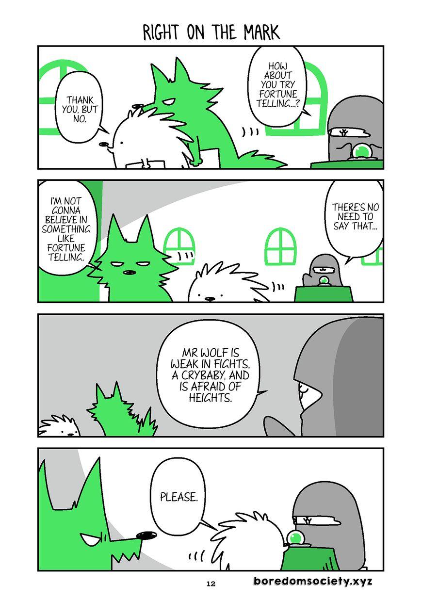 Hedgehog Harry 220 Page 1