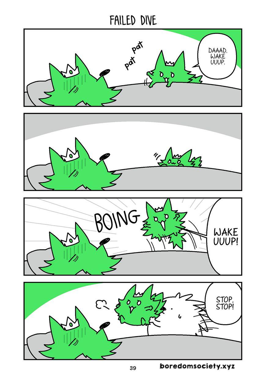 Hedgehog Harry 244 Page 1
