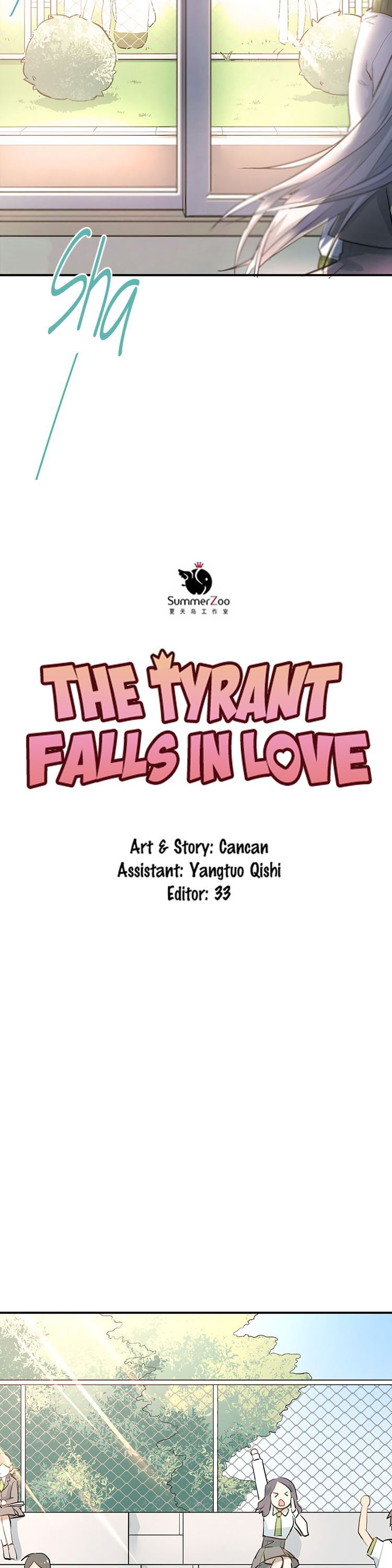 The Tyrant Falls in Love (Can Can) 12 Page 5