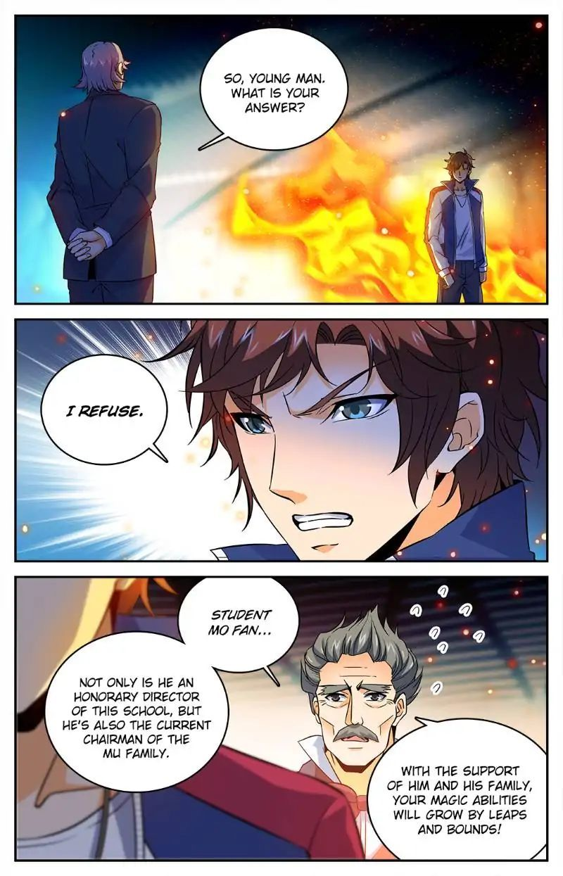 Versatile Mage 14 Page 1