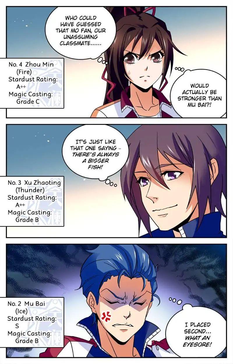 Versatile Mage 15 Page 1