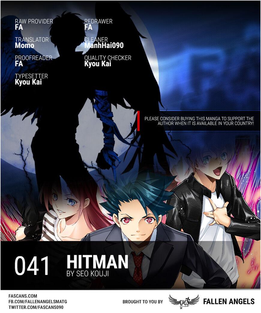 Hitman (SEO Kouji) 41 Page 1
