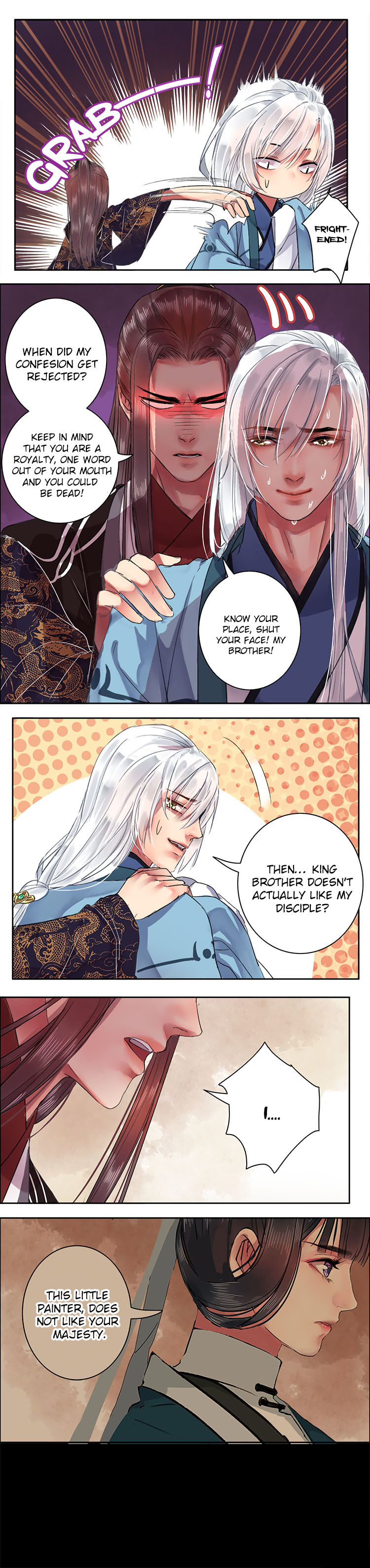 I'm A tyrant in his Majesty's Harem 48 Page 2