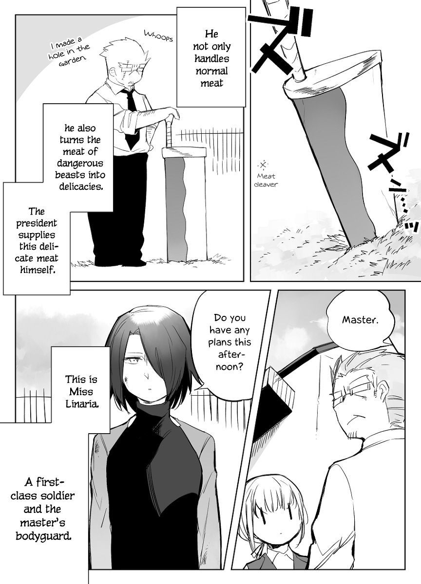 Bocchi Kaibutsu to Moumoku Shoujo 27 Page 2