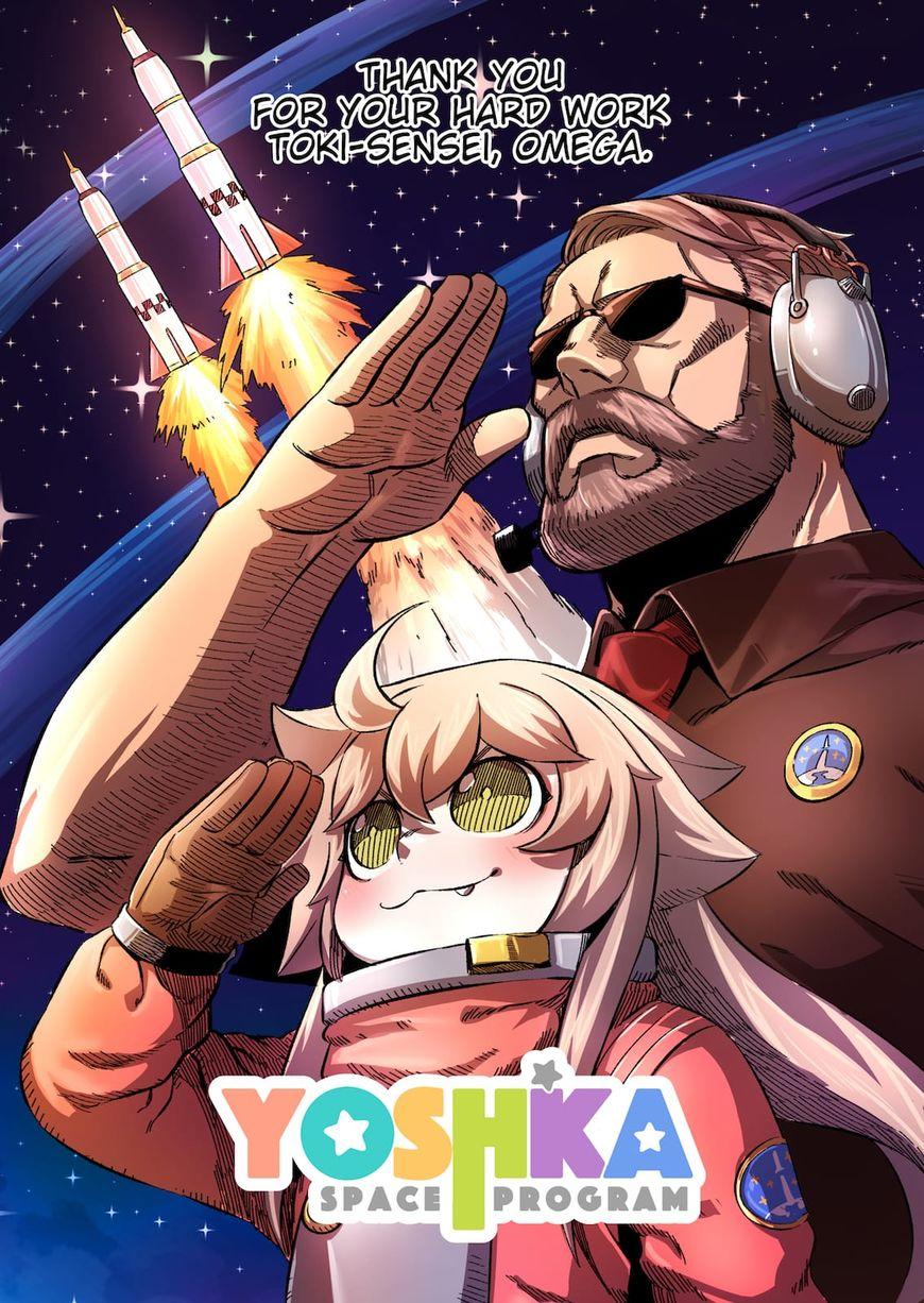 Yoshka Space Program 18 Page 1