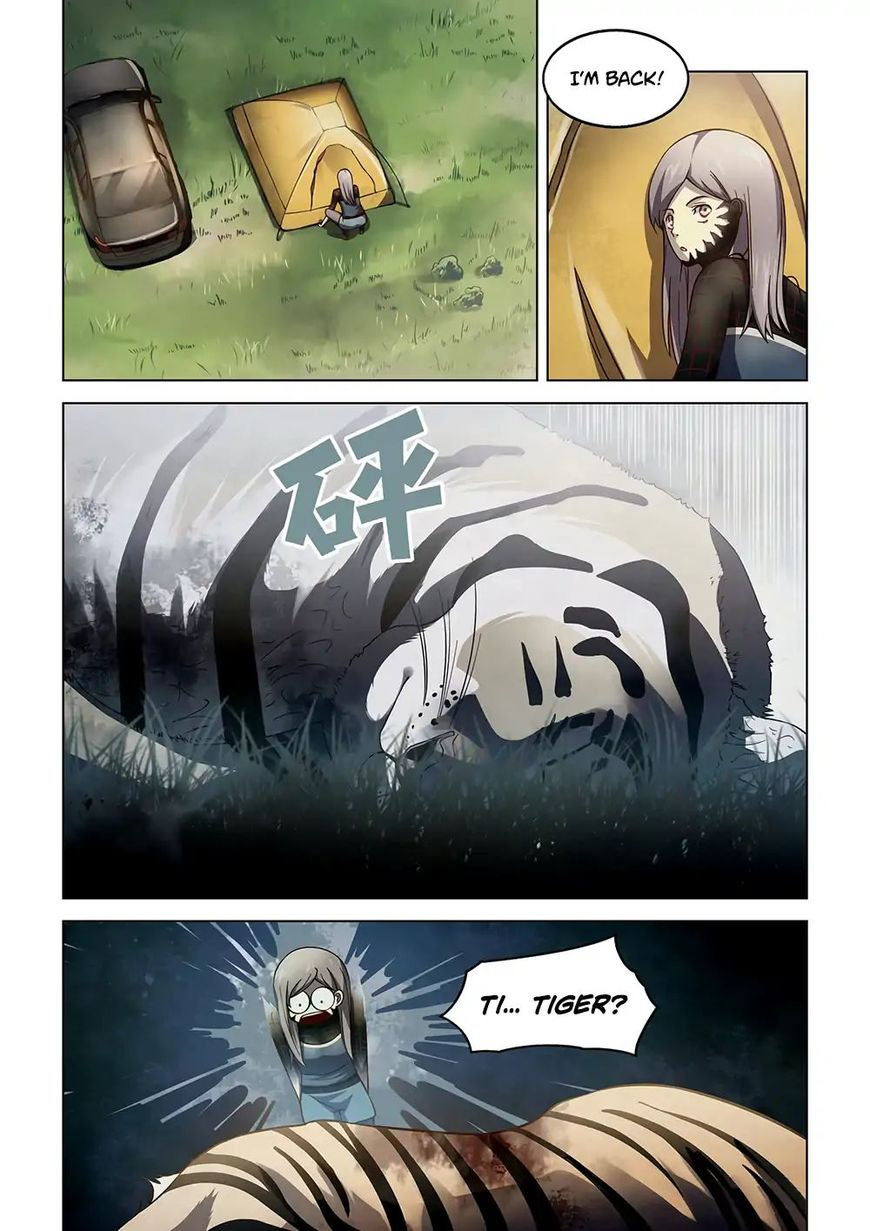 The Last Human 112 Page 2