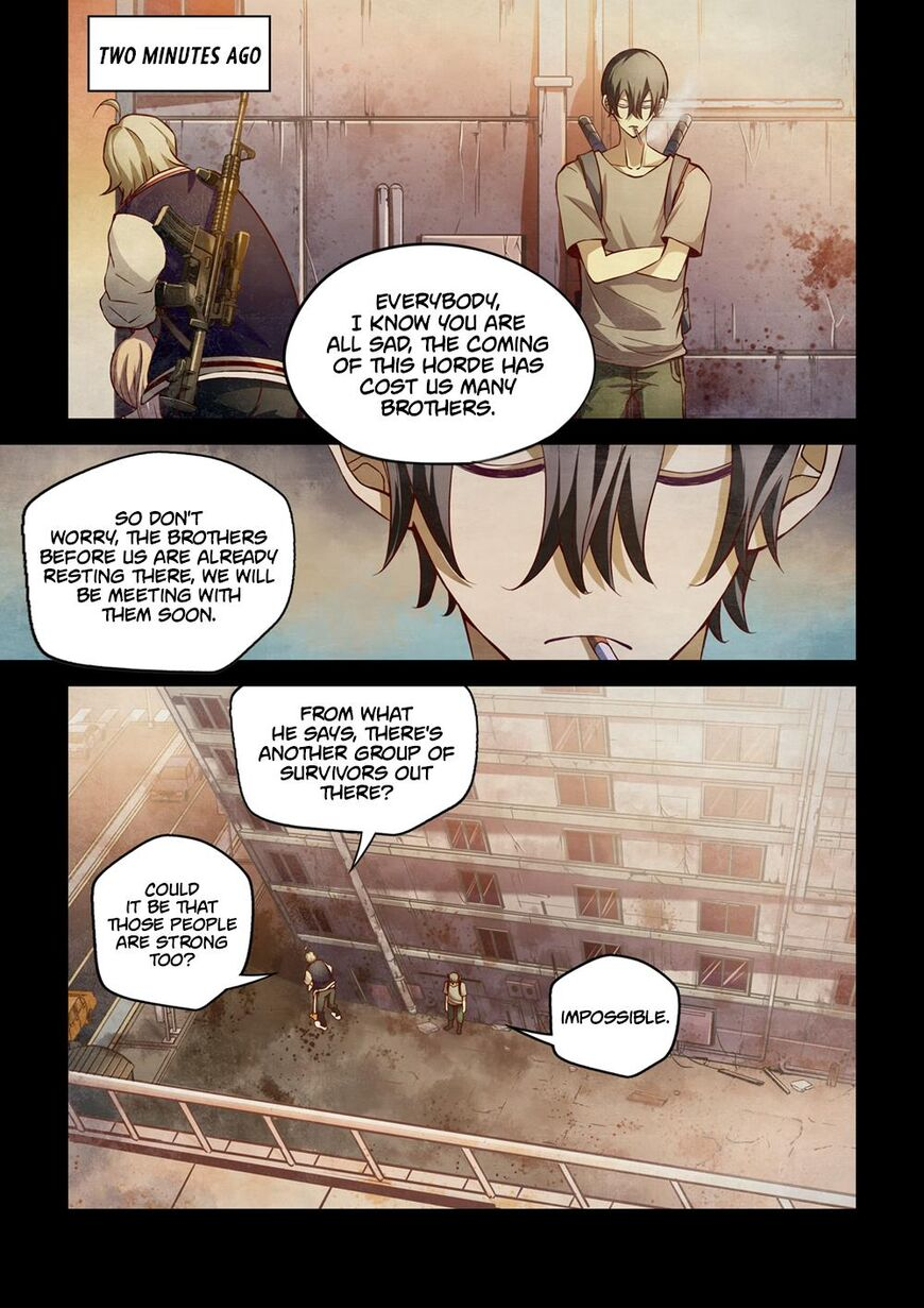 The Last Human 156 Page 2