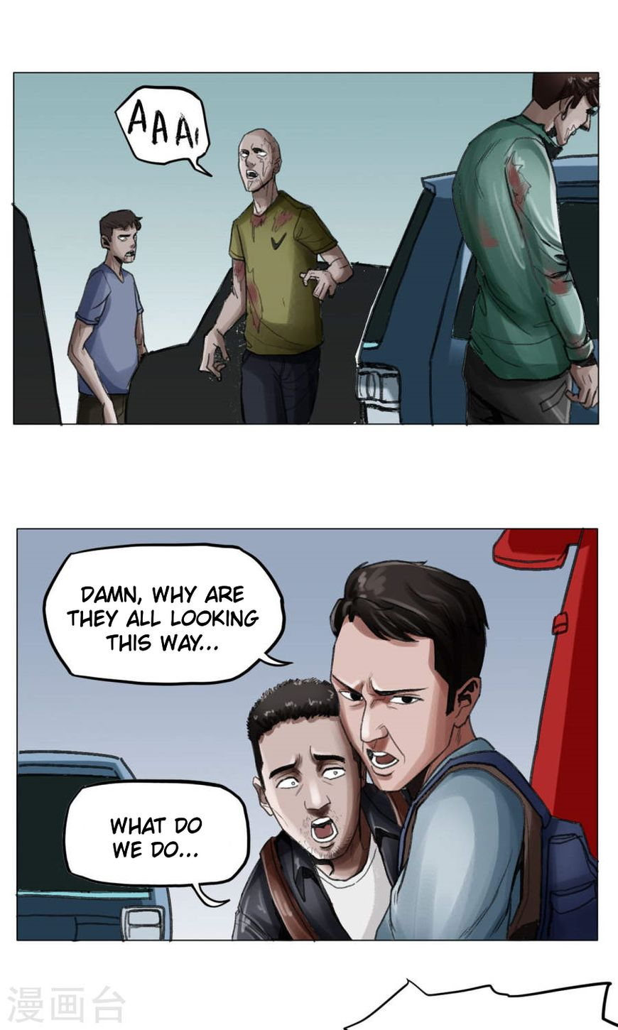 Road to the End of the World 2 Page 1