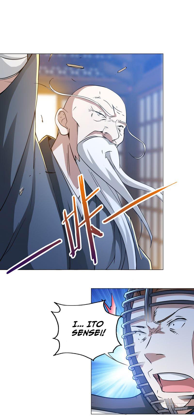 Treading on Fire, Yuwen Jun! 53 Page 2