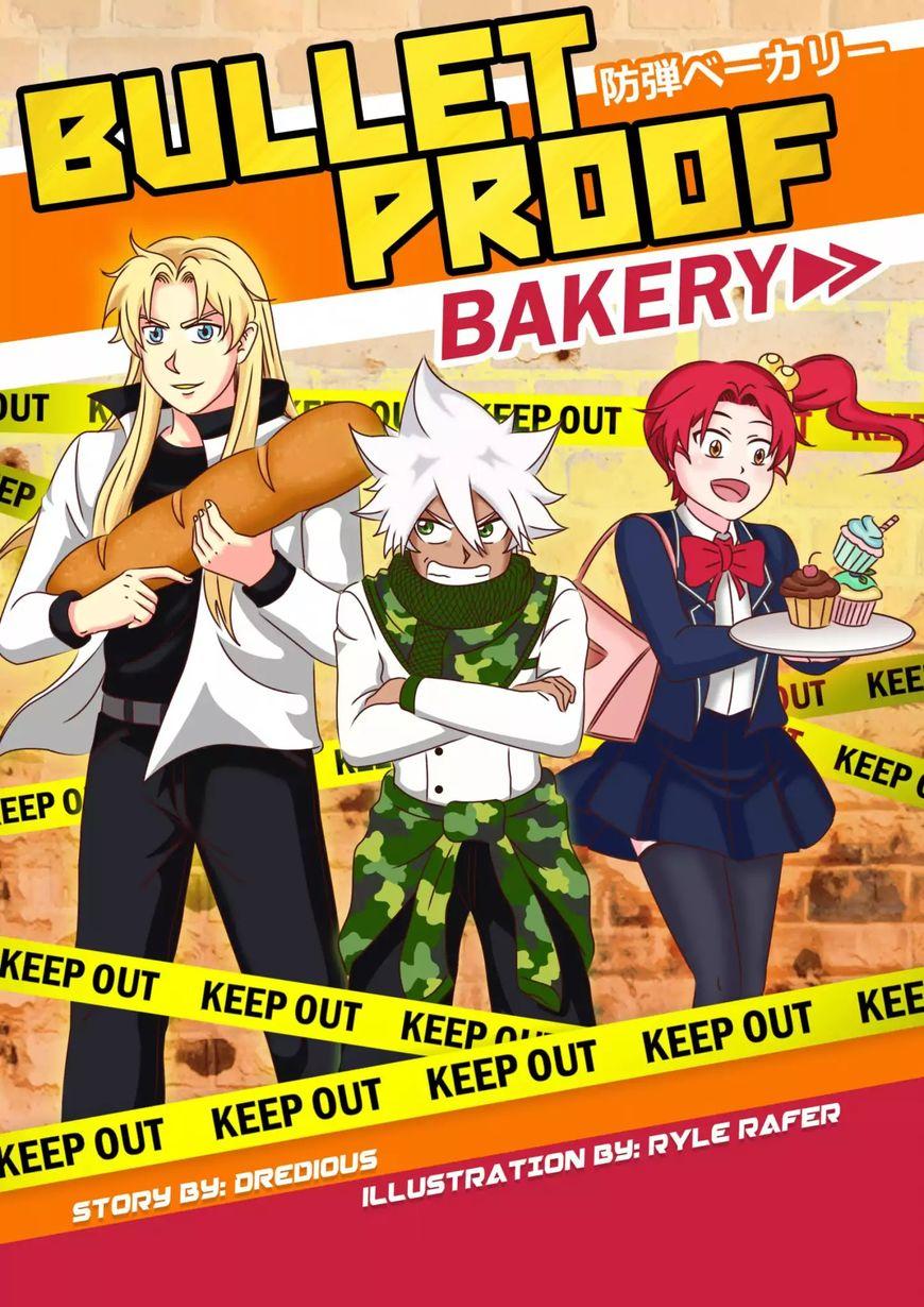Bulletproof Bakery 1 Page 1