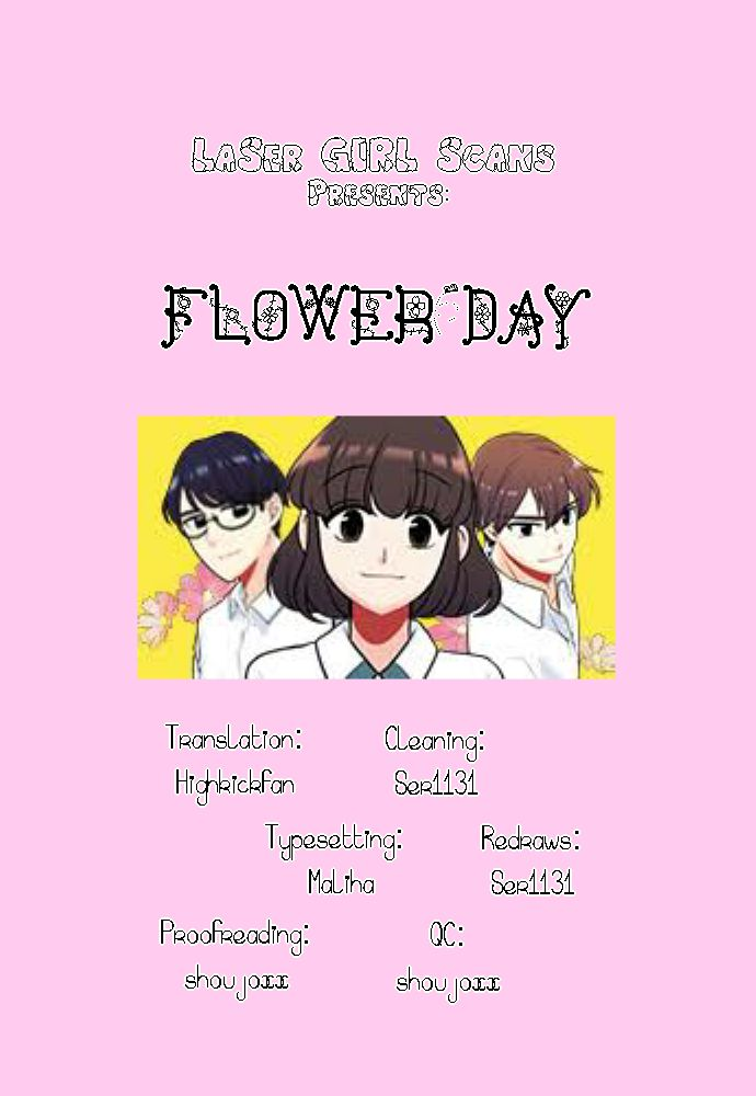 Flower Day 6 Page 1