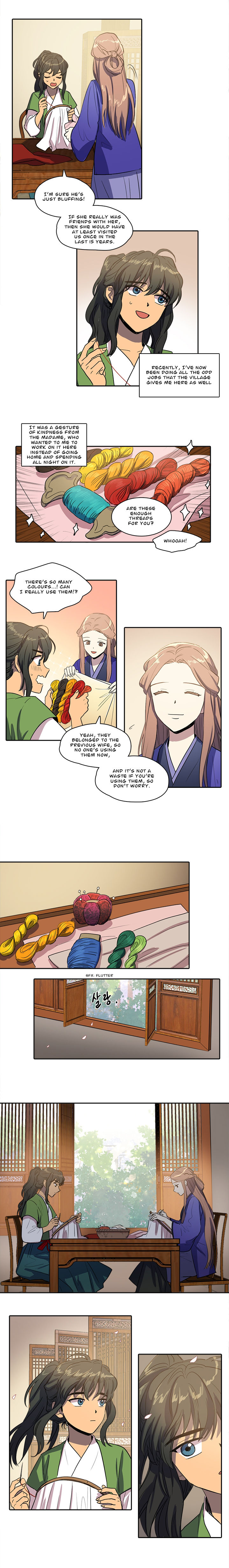 Her Shim Cheong 31 Page 2
