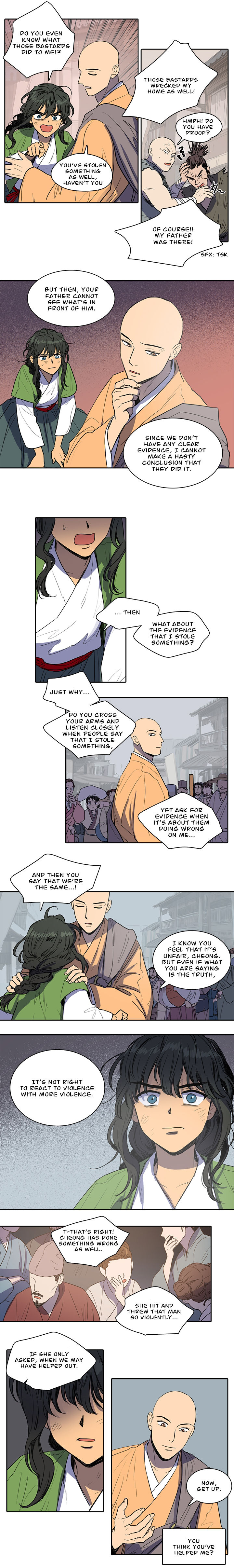 Her Shim Cheong 36 Page 2