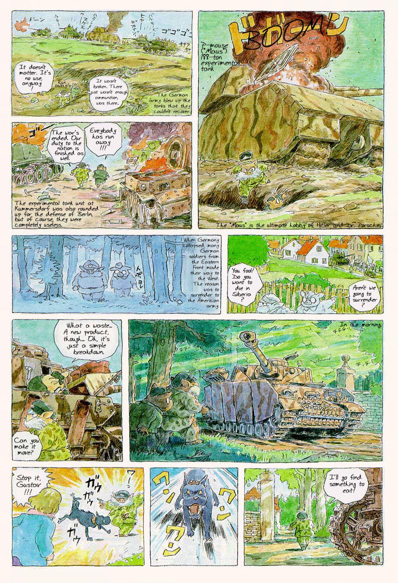 Hansu no Kikan - The Return of Hans 1 Page 2