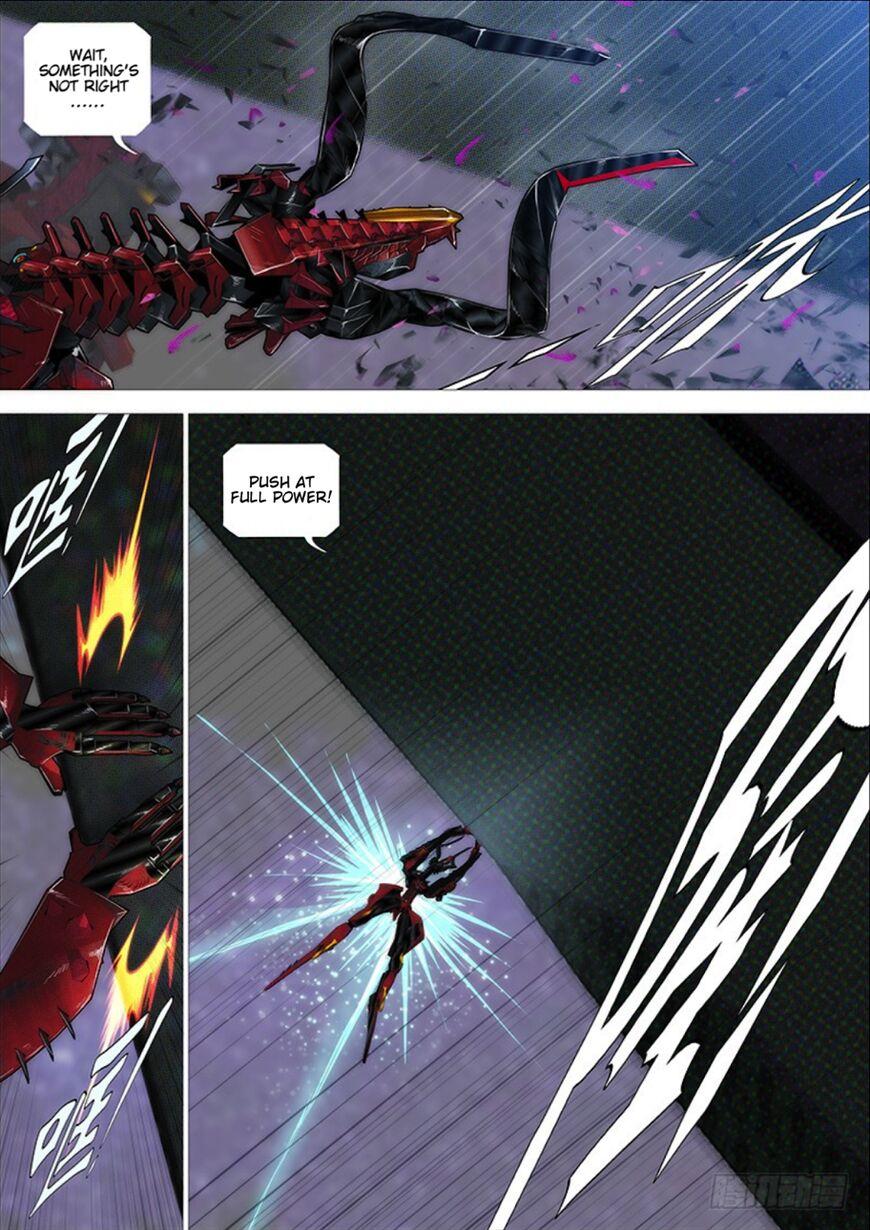 Iron Ladies 284 Page 1