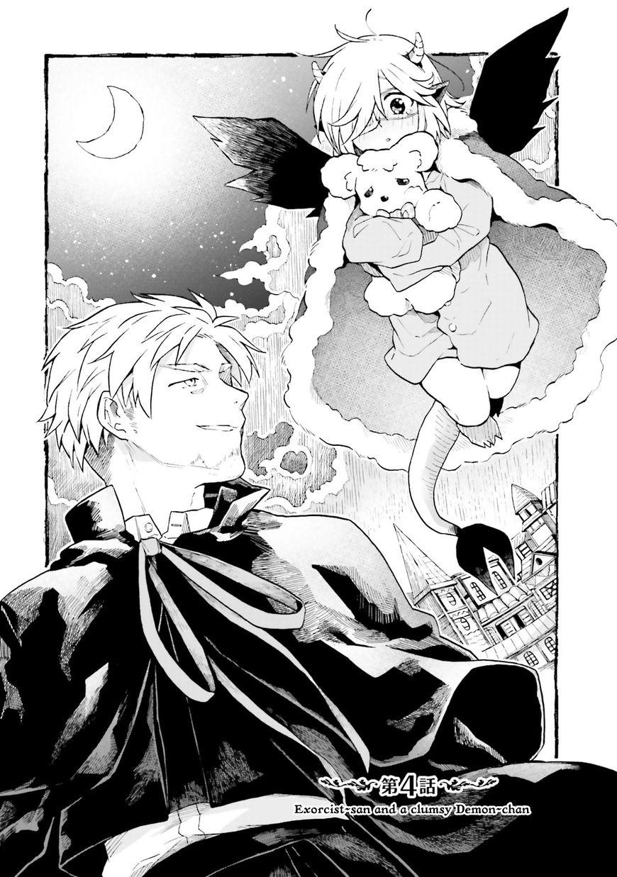Taimashi to Akuma-chan 4 Page 1